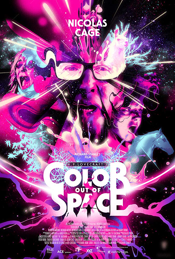 Color Out of Space 2019 WEBRip x264-ION10