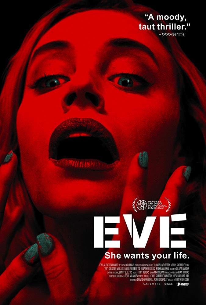 Eve 2019 HDRip XviD AC3-EVO
