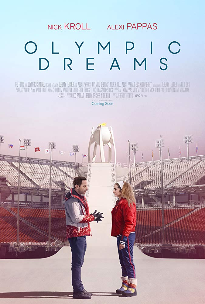 Olympic Dreams 2019 720p WEBRip 800MB x264-GalaxyRG