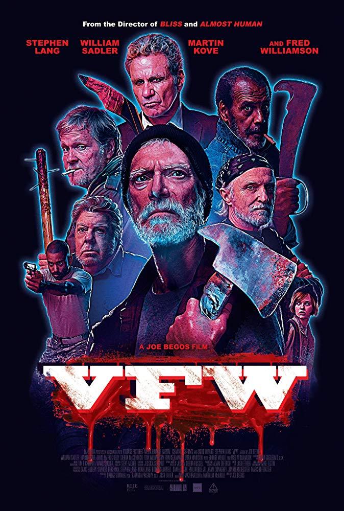 VFW 2019 HDRip XviD AC3-EVO[TGx]