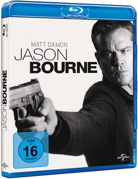 Jason Bourne (2016) 720p BluRay x264 Dual Audio Hindi DD5.1 English DD5.1 ESub  MA
