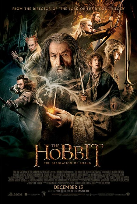 The Hobbit: The Desolation of Smaug (2013) 1080p BluRay x264 AAC-DSD