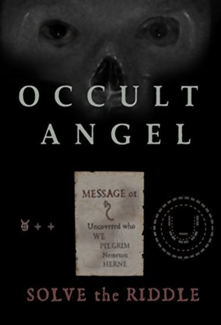 Occult Angel (2018) 720p AMZN WEBRip 800MB x264-GalaxyRG
