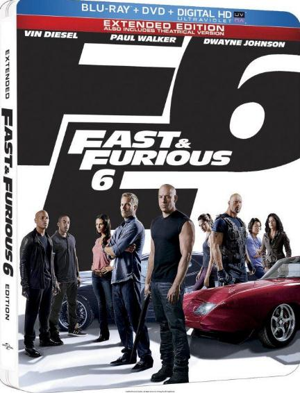 Fast and Furious 6 (2013) 1080p BluRay x264-YIFY