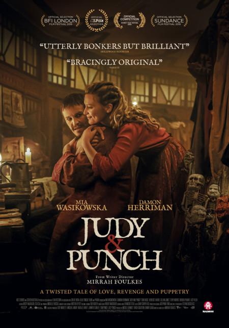 Judy And Punch (2019) 720p WEBRip X264 AC3-EVO