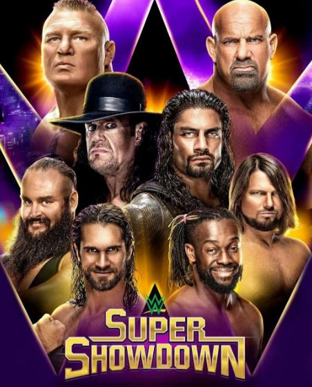WWE Super ShowDown 2020 PPV 720p WEBRip x264-DLW