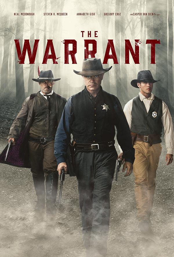 The Warrant 2020 720p WEBRip X264 AC3-EVO[TGx]