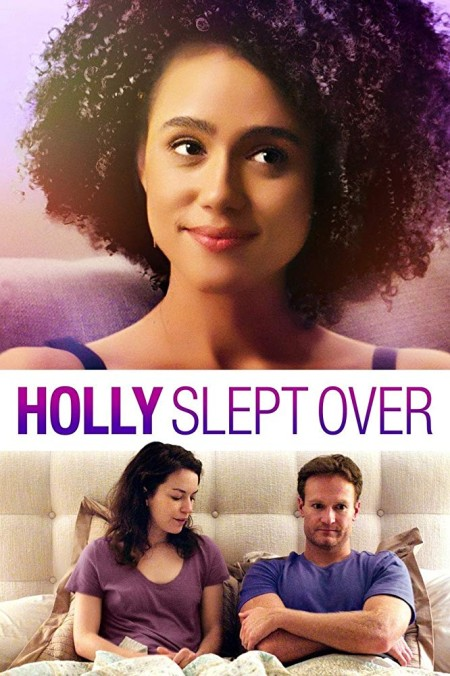 Holly Slept Over (2020) HDRip XviD AC3-EVO