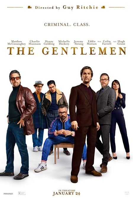 The Gentlemen (2020) 720p HDTS 900mb c1nem4 x264-BONSAI