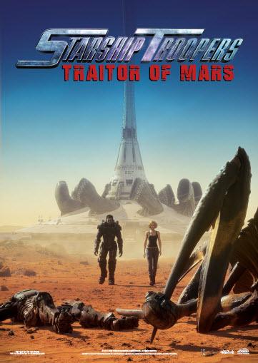 Starship Troopers Traitor of Mars (2017) [720p] [BluRay] [YTS MX]