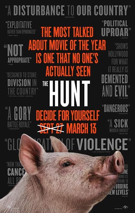 The Hunt (2020) 720p CAM H264 AC3 READNFO-WARRIORS