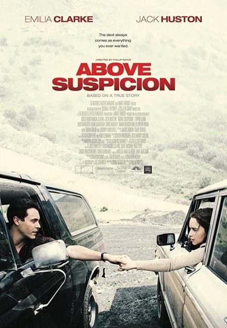 Above Suspicion (2019) HC HDRip XviD AC3-EVO