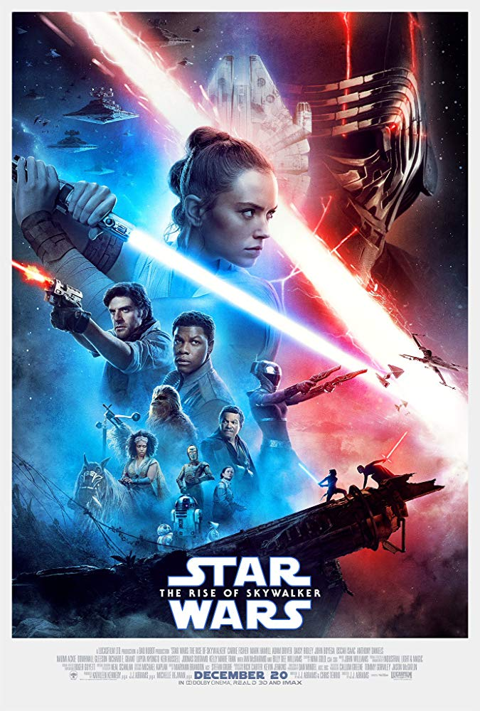 Star Wars The Rise of Skywalker 2019 1080p WEB-Rip X264 AC3 - 5-1 KINGDOM-RG