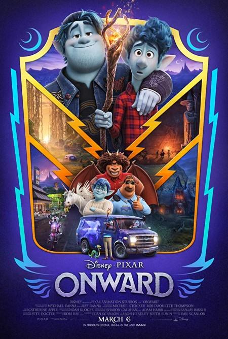 Onward (2020) 1080p WEBRip 1400MB DD5.1 x264-GalaxyRG