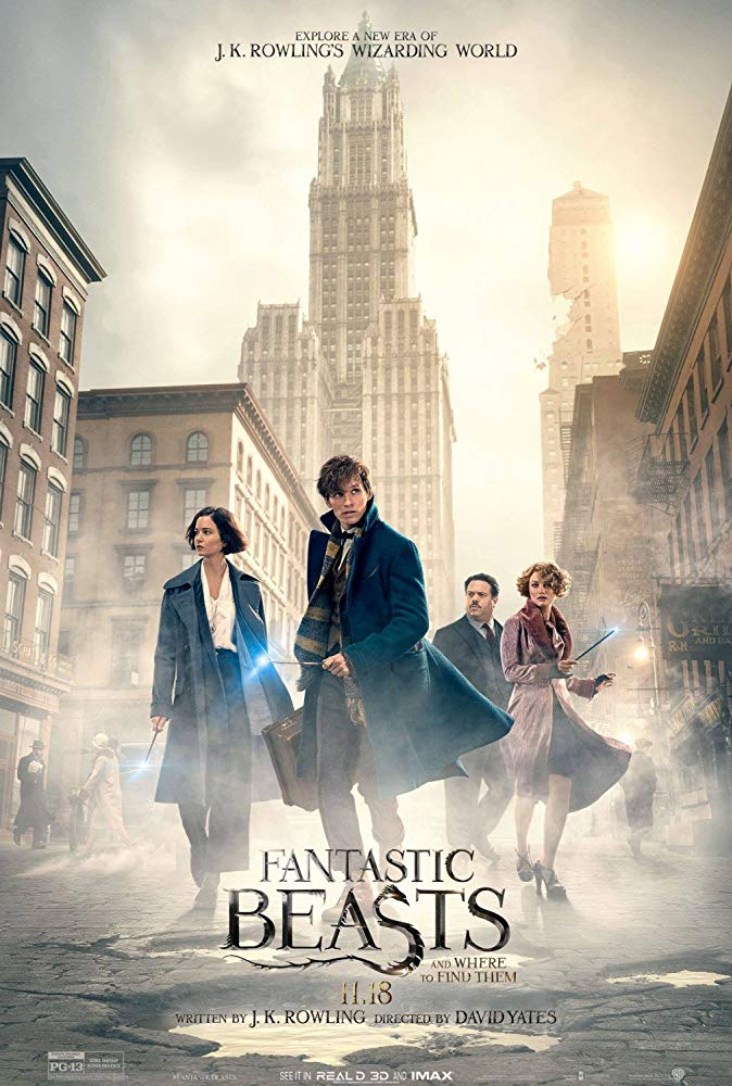 Fantastic Beasts and Where to Find Them 2016 1080p BluRay x265-RARBG