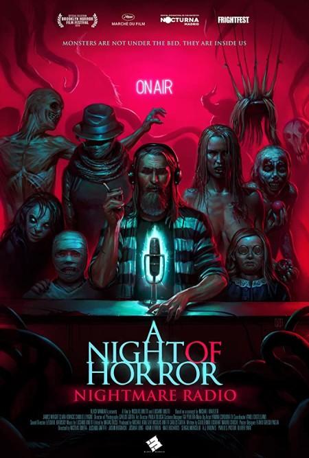 A Night Of Horror Nightmare Radio 2019 HDRip XviD AC3-EVO