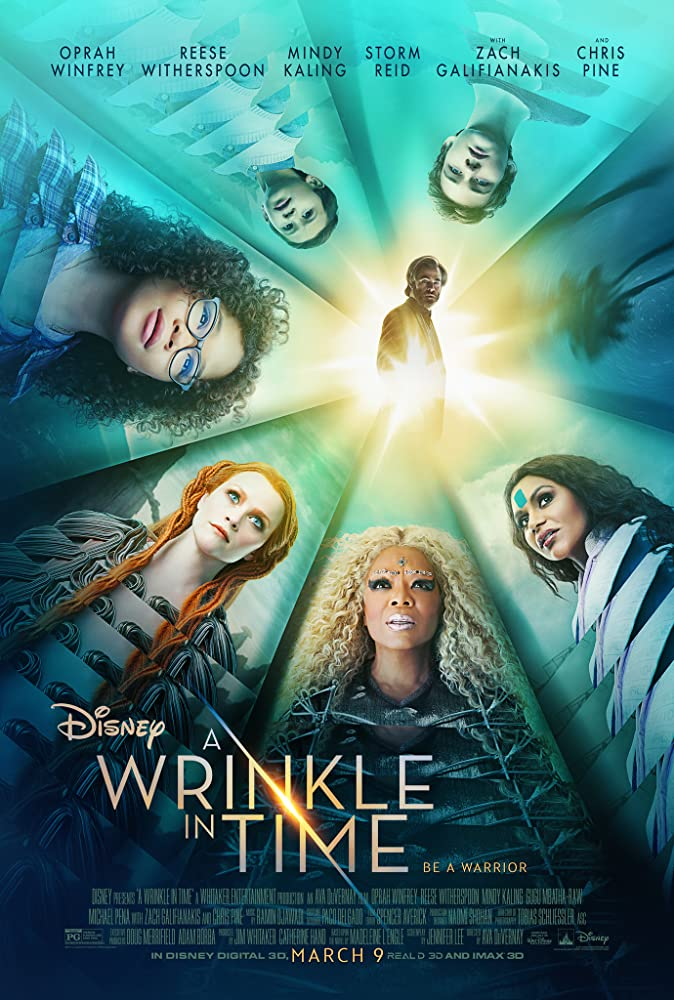 A Wrinkle in Time (2018) [1080p] [BluRay] [YTS MX]