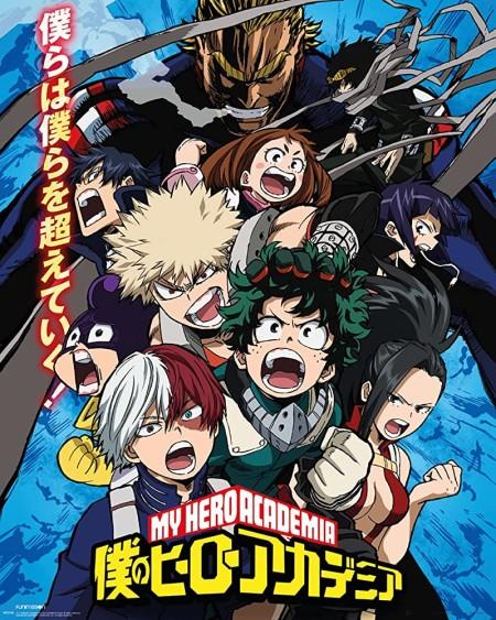 My Hero Academia S04E24 480p x264-mSD