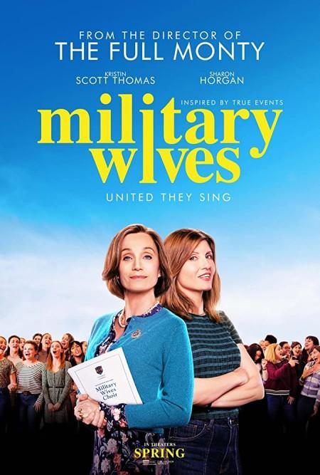 Military Wives 2020 720p WEBRip 800MB x264-GalaxyRG
