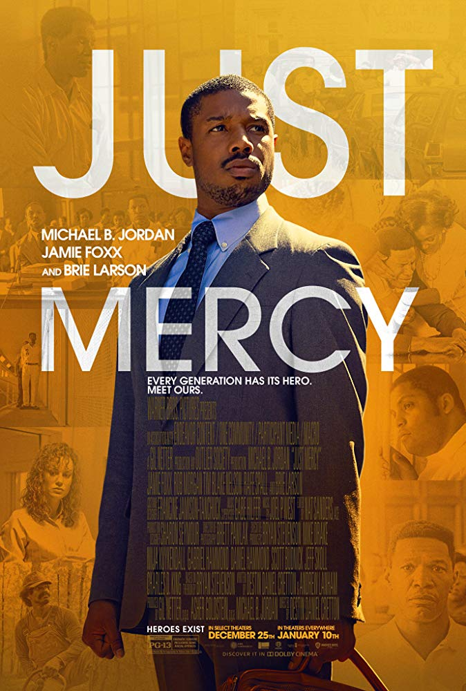 Just Mercy 2019 [1080p] [BluRay] [5 1] YIFY