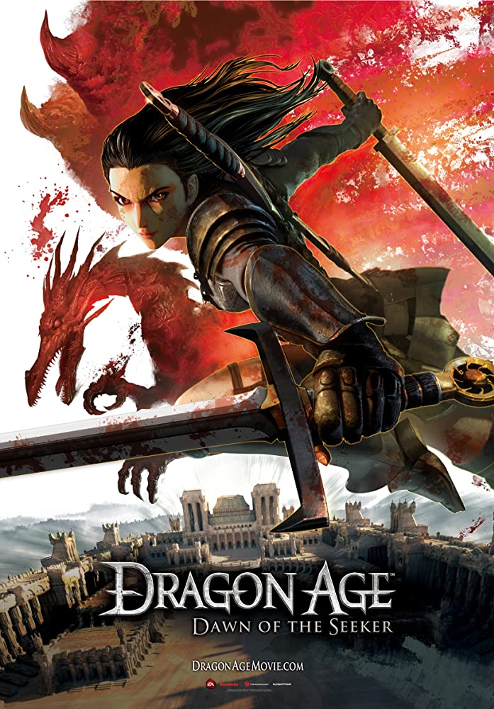 Dragon Age Dawn of the Seeker 2012 [720p] [BluRay] YIFY