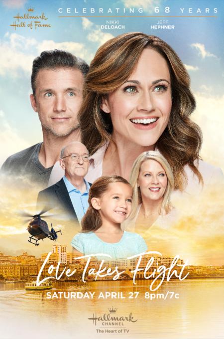 Love Takes Flight (2019) 720p AMZN WEBRip 800MB x264-GalaxyRG