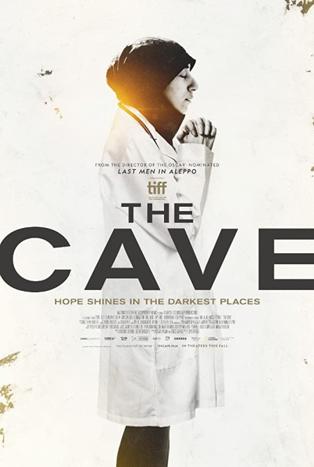 The Cave 2019 720p WEBRip 800MB x264-GalaxyRG