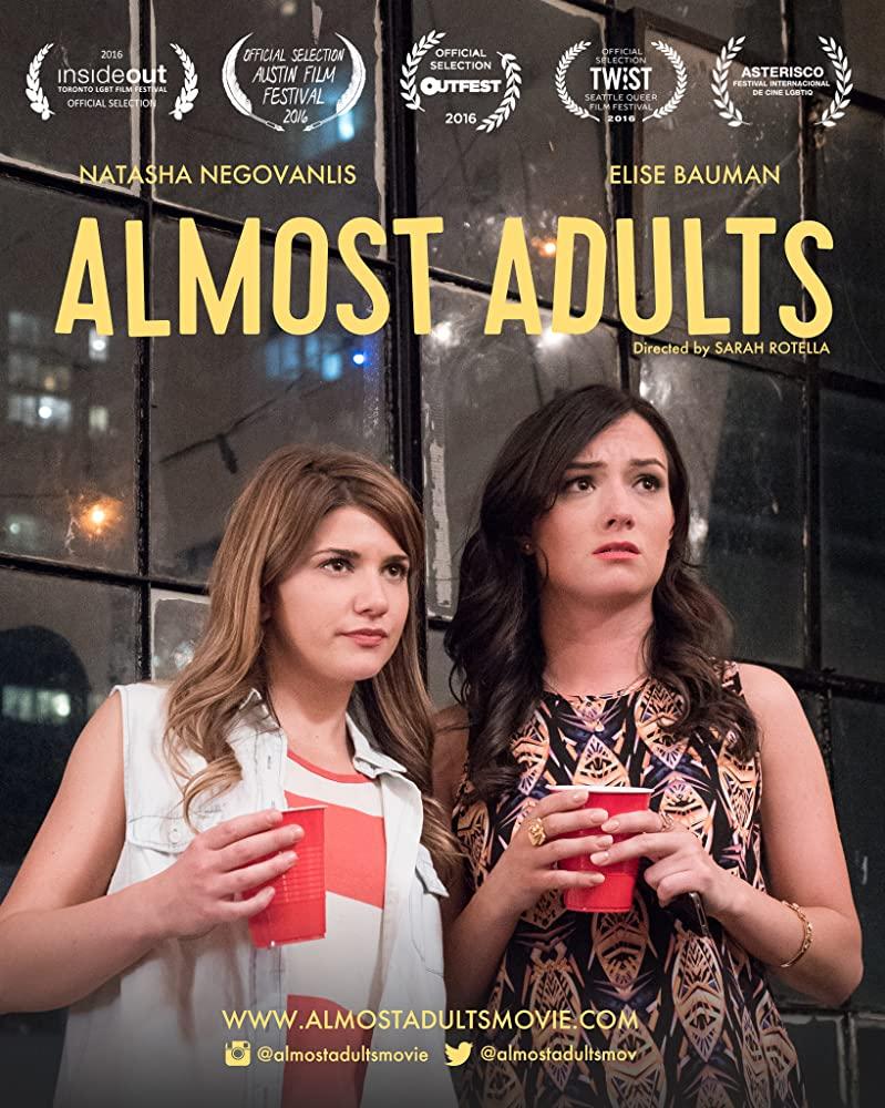 Almost Adults (2016) [1080p] [WEBRip] [YTS MX]