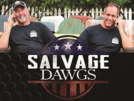 Salvage Dawgs S07E13 Burlington Wall Unit WEB x264-APRiCiTY