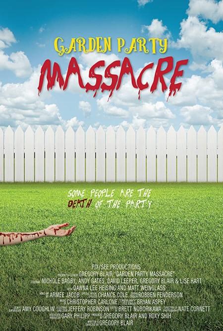 Garden Party Massacre (2017) HDRip x264 - SHADOW