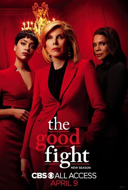 The Good Fight S04E01 iNTERNAL 480p x264-mSD