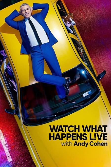 Watch What Happens Live 2020 04 06 Kristen Johnston and Melissa Etheridge W ...