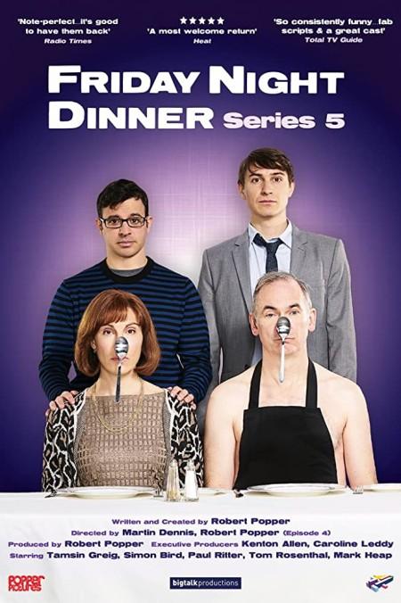 Friday Night Dinner S06E03 The Au Pair 480p x264-mSD