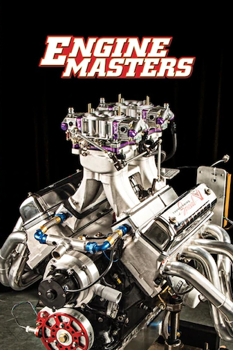 Engine Masters S05E04 Iron vs Aluminum Heads a Study of Heat 480p x264-mSD