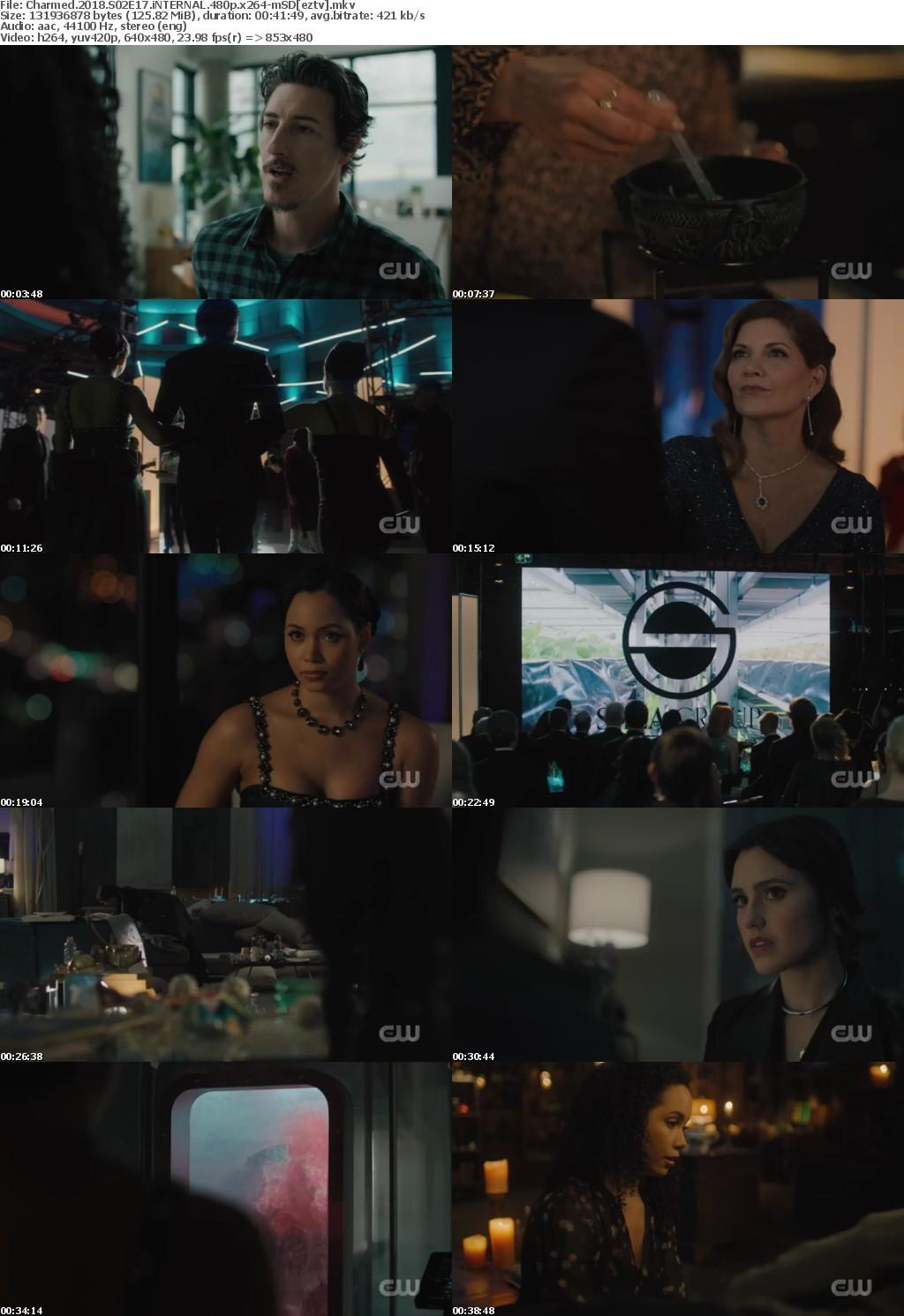 Charmed 2018 S02E17 iNTERNAL 480p x264-mSD