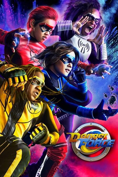 Danger Force S01E02 720p HDTV x264-W4F