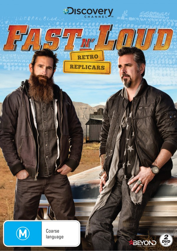 Fast N Loud S16E03 Vintage Payday 720p WEB x264-DHD