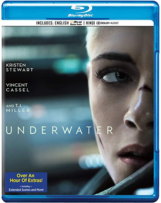 Underwater (2020) 720p BluRay x264 Dual Audio English Hindi ORG ESubs-DLW