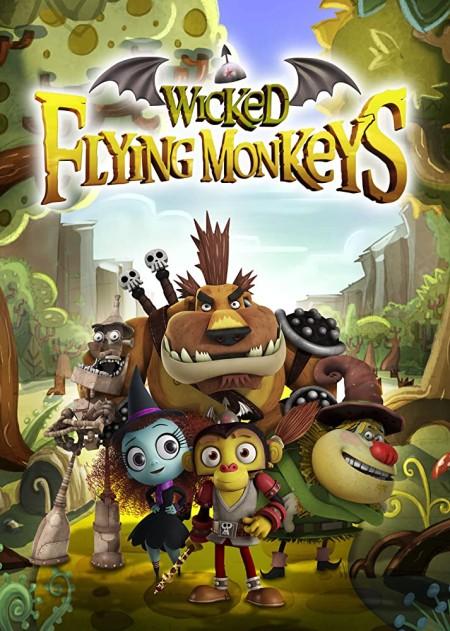 Wicked Flying Monkeys (2015) 1080p 5 1 - 2 0 x264 Phun Psyz