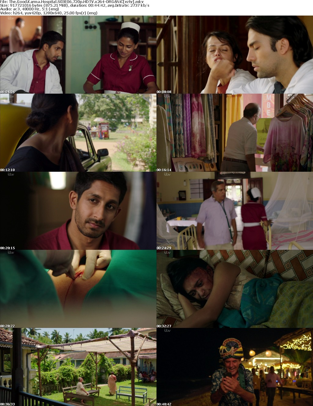 The Good Karma Hospital S03E06 720p HDTV x264-ORGANiC