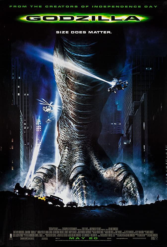 Godzilla 1998 REMASTERED 1080p BluRay x265-RARBG