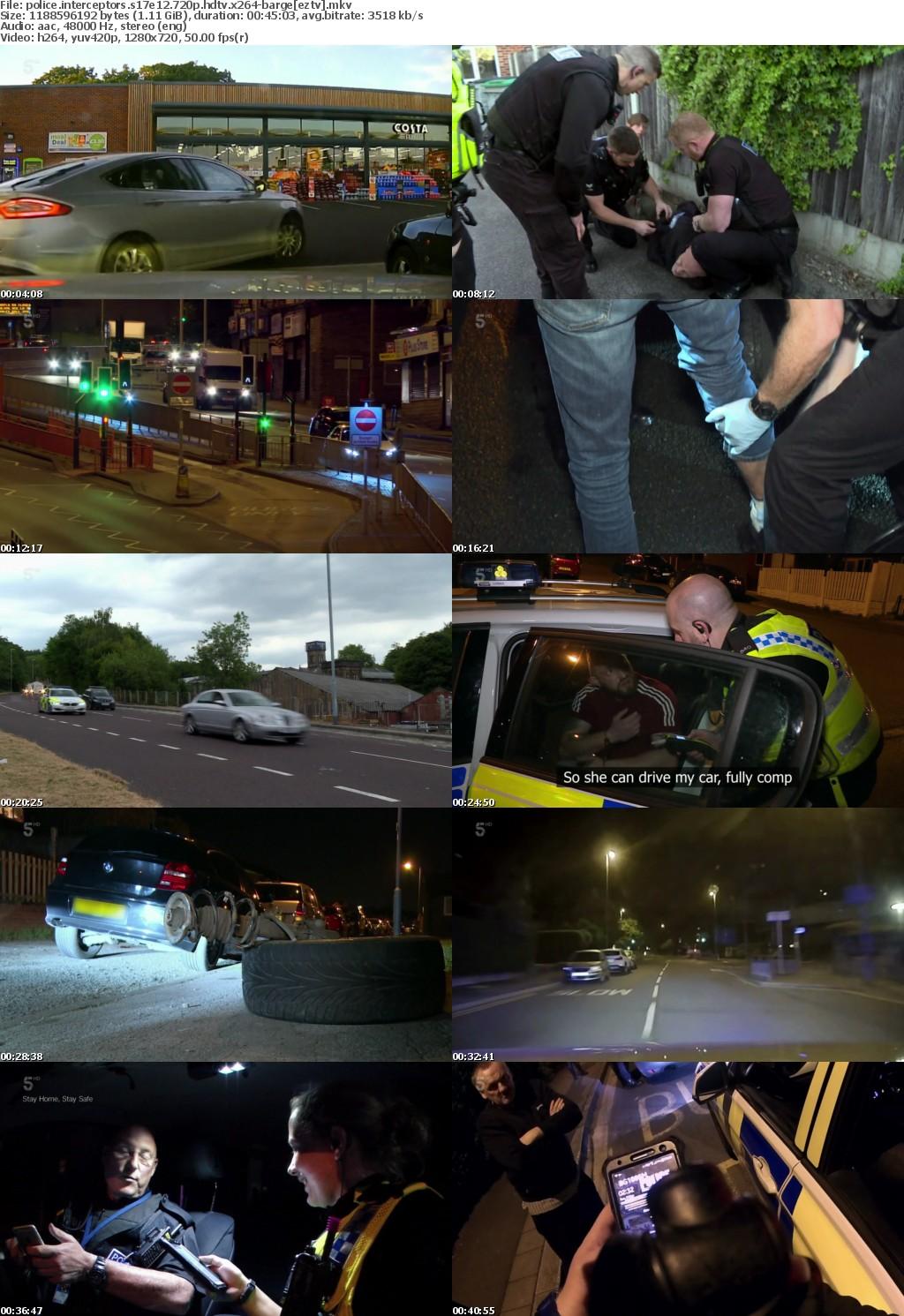 Police Interceptors S17E12 720p HDTV x264-BARGE