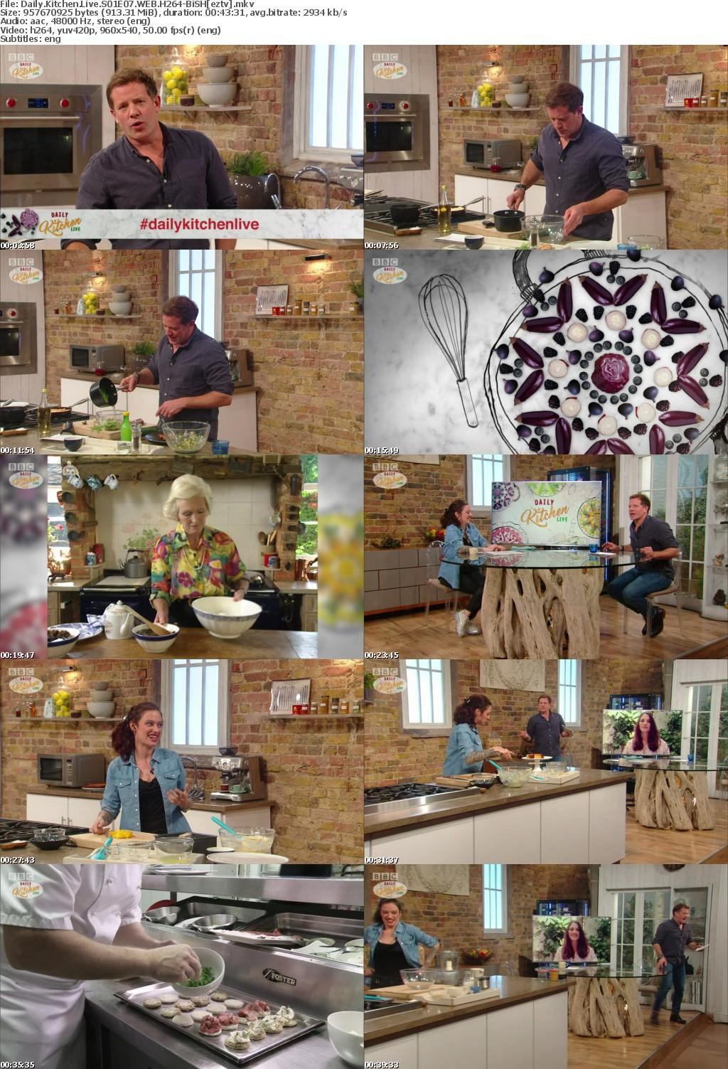 Daily Kitchen Live S01E07 WEB H264-BiSH