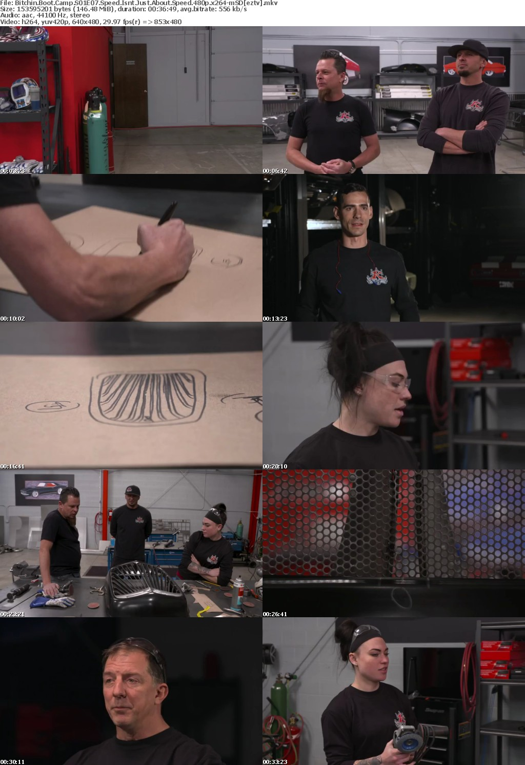 Bitchin Boot Camp S01E07 Speed Isnt Just About Speed 480p x264-mSD