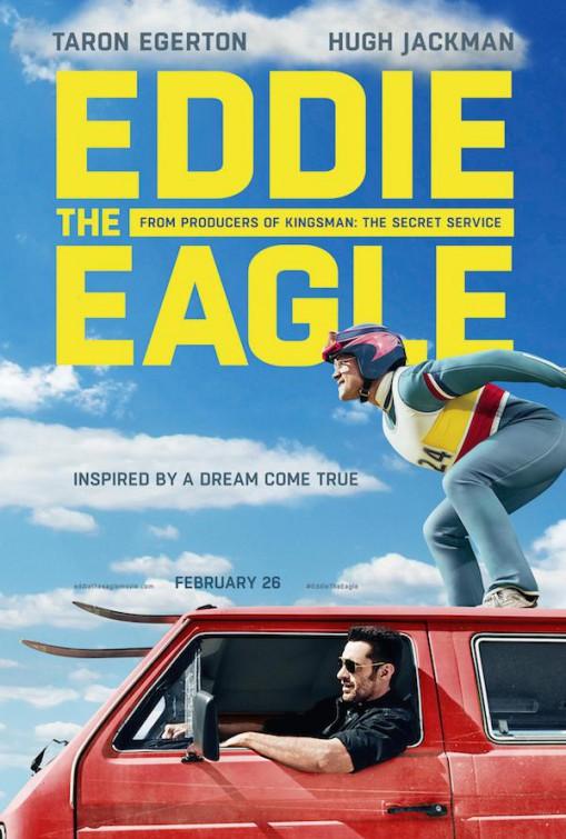Eddie the Eagle 2015 1080p BluRay x265-RARBG