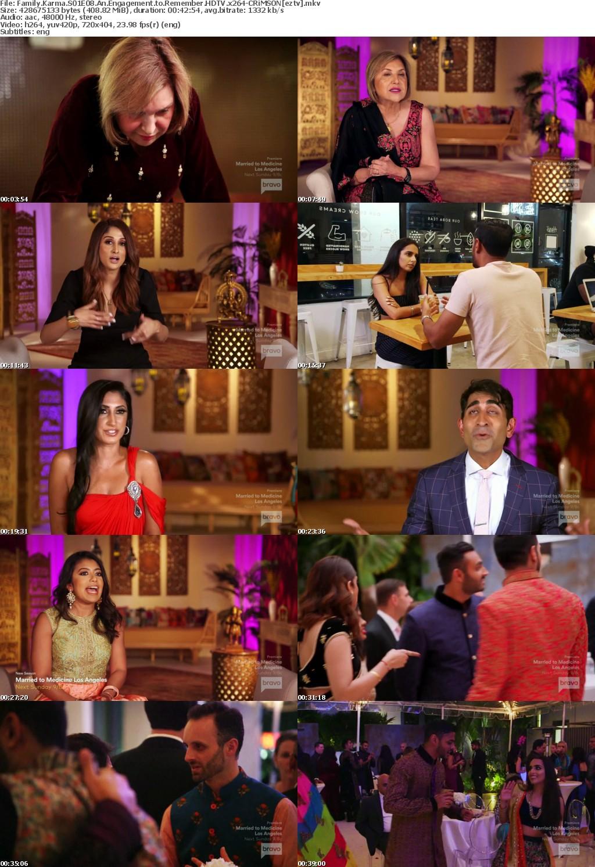 Family Karma S01E08 An Engagement to Remember HDTV x264-CRiMSON