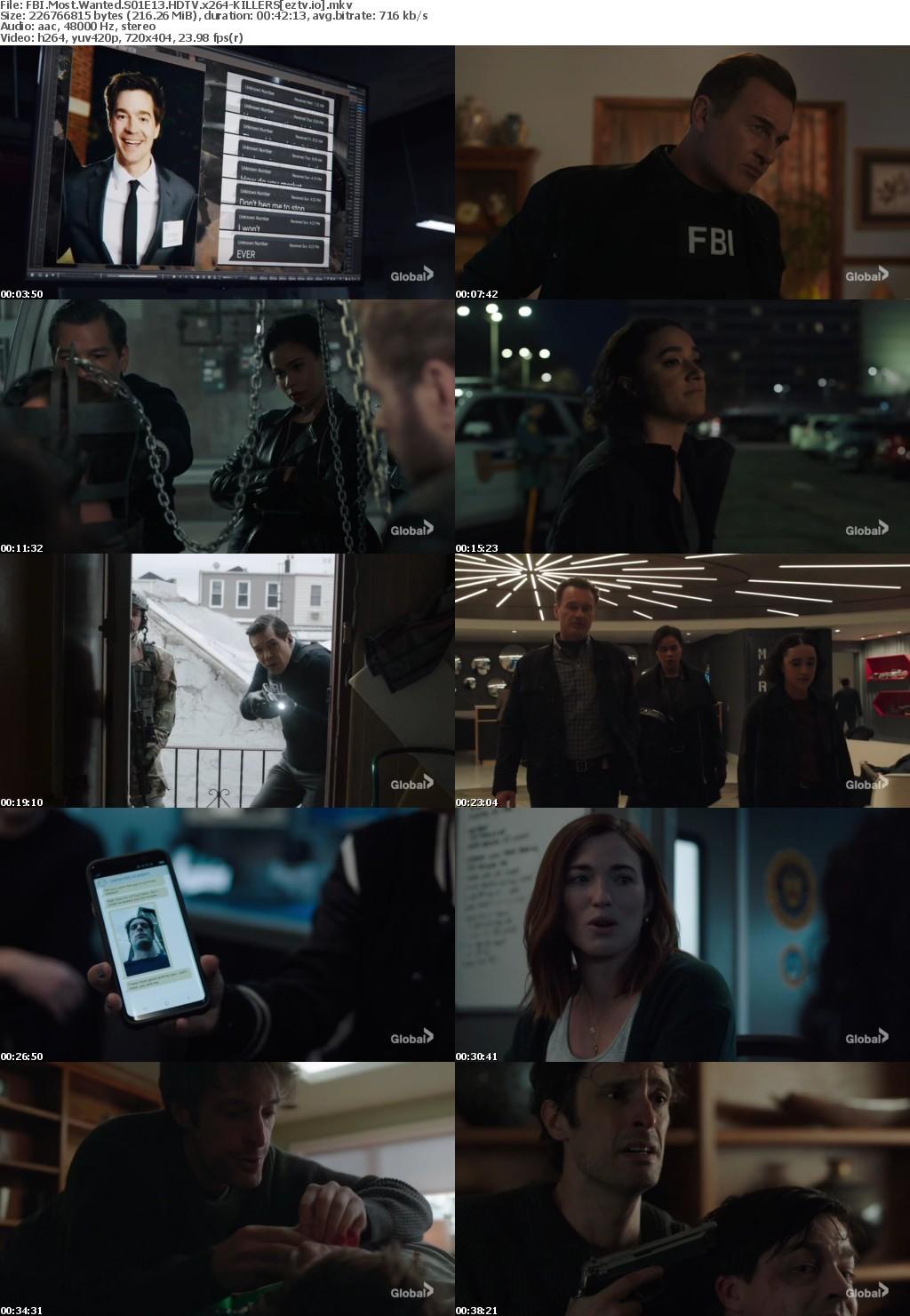 FBI Most Wanted S01E13 HDTV x264-KILLERS