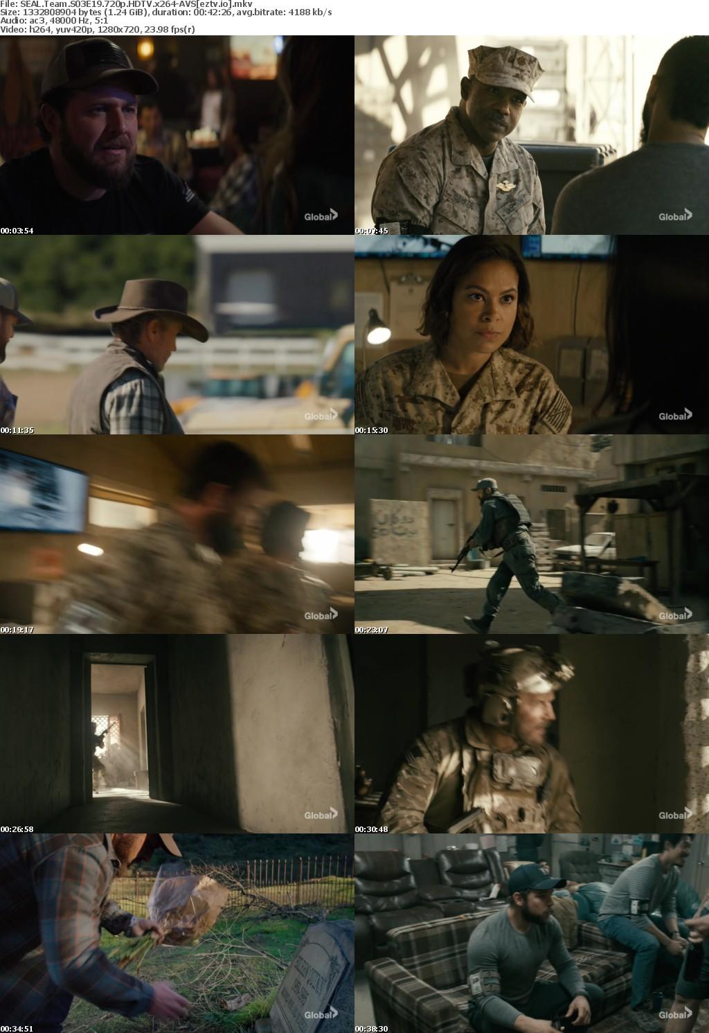 SEAL Team S03E19 720p HDTV x264-AVS
