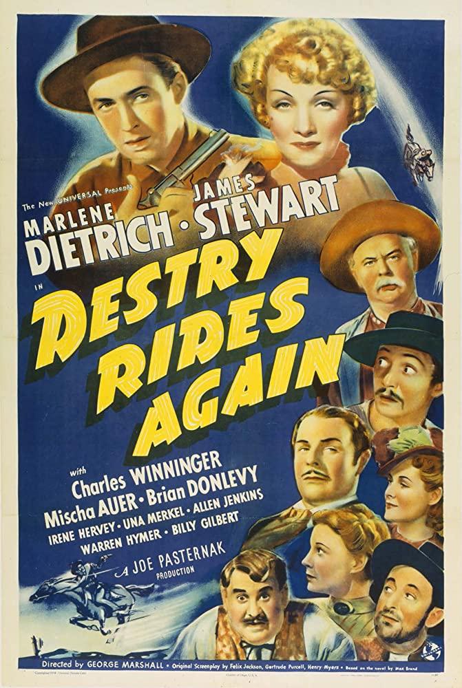 Destry Rides Again 1939 REMASTERED 1080p BluRay H264 AAC-RARBG