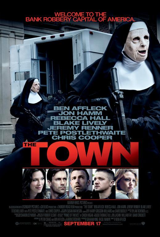 The Town 2010 EXTENDED 1080p BluRay x265-RARBG